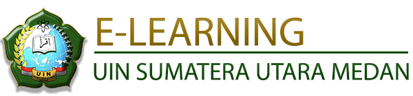 E-learning UIN Sumatera Utara