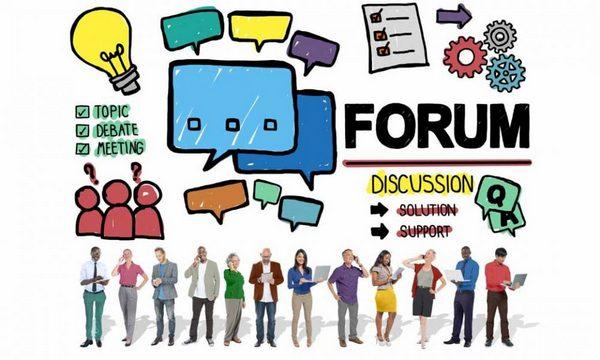 Forum Konsultasi Pertama